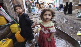 """القسم النسائي في المكتب الإعلامي المركزي لحزب التحرير يطلق حملة  """"أطفال اليمن: ضحايا حرب منسية"""""""