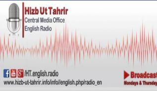 إعلان عن الحلة الجديدة لإذاعة المكتب الإعلامي المركزي باللغة الإنجليزية