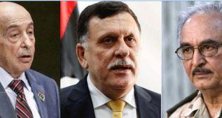 البحث في الوفاق المغشوش في ليبيا