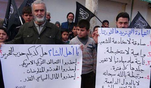 جريدة الراية: سنوات طوال ولا زال المال السياسي المسموم يفتك بثورة الشام!