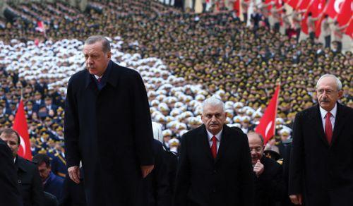 جريدة الراية: انتخابات البلدية في إسطنبول ومناقشة النظام   (مترجم)