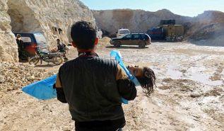 فصل آخر من إجرام النظام السوري والعالم يتفرج!!