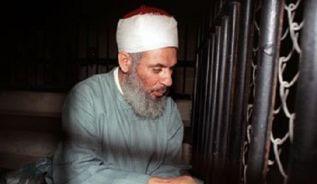 الشيخ المجاهد عمر عبد الرحمن  يمضي إلى ربه شهيداً شاهداً على إجرام أمريكا