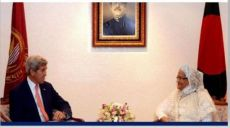 زيارة جون كيري تشير إلى أنه سيتم استخدام الموارد العسكرية والاستراتيجية لبنغلادش كوقود لاستراتيجية أمريكا المتعلقة بالهند والمحيط الهادئ