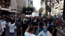حزب التحرير ينظم وقفةً حاشدةً أمام السفارة الفرنسية في بيروت نصرةً للإسلام ورسوله ﷺ