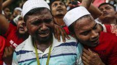 نحذر اليابان من عواقب دعمها لنظام ميانمار القاتل في الإبادة الجماعية ضد مسلمي الروهينجا، لأن الخلافة القائمة قريبا بإذن الله ستتعامل مع هذه القضية بجدية