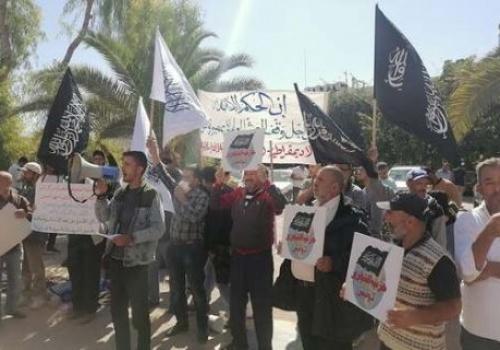 وقفات حزب التحرير للتصدي للعبث العلماني ترعب الاستعمار وأتباعه
