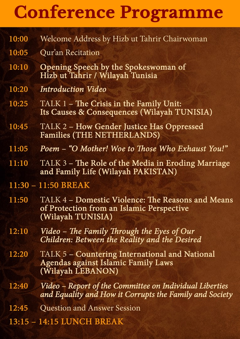 Family Conference Programme 2 EN