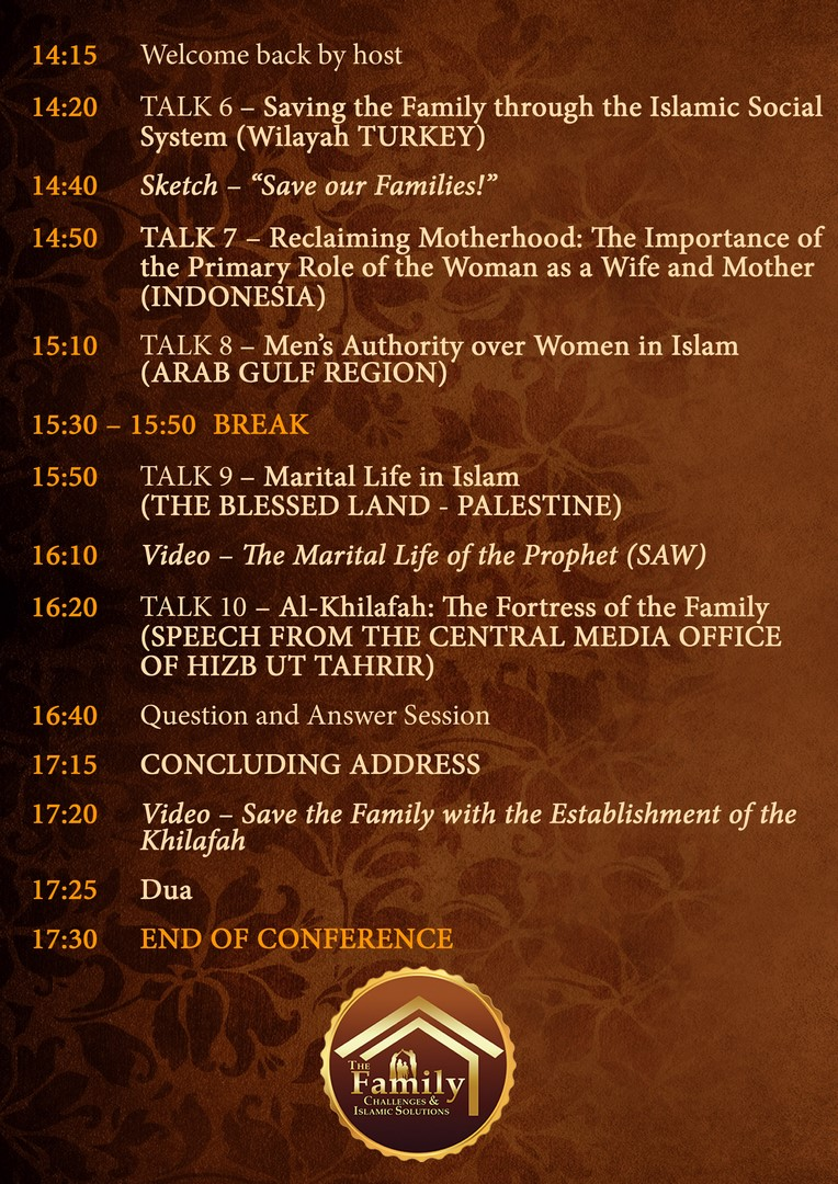 Family Conference Programme 3 EN