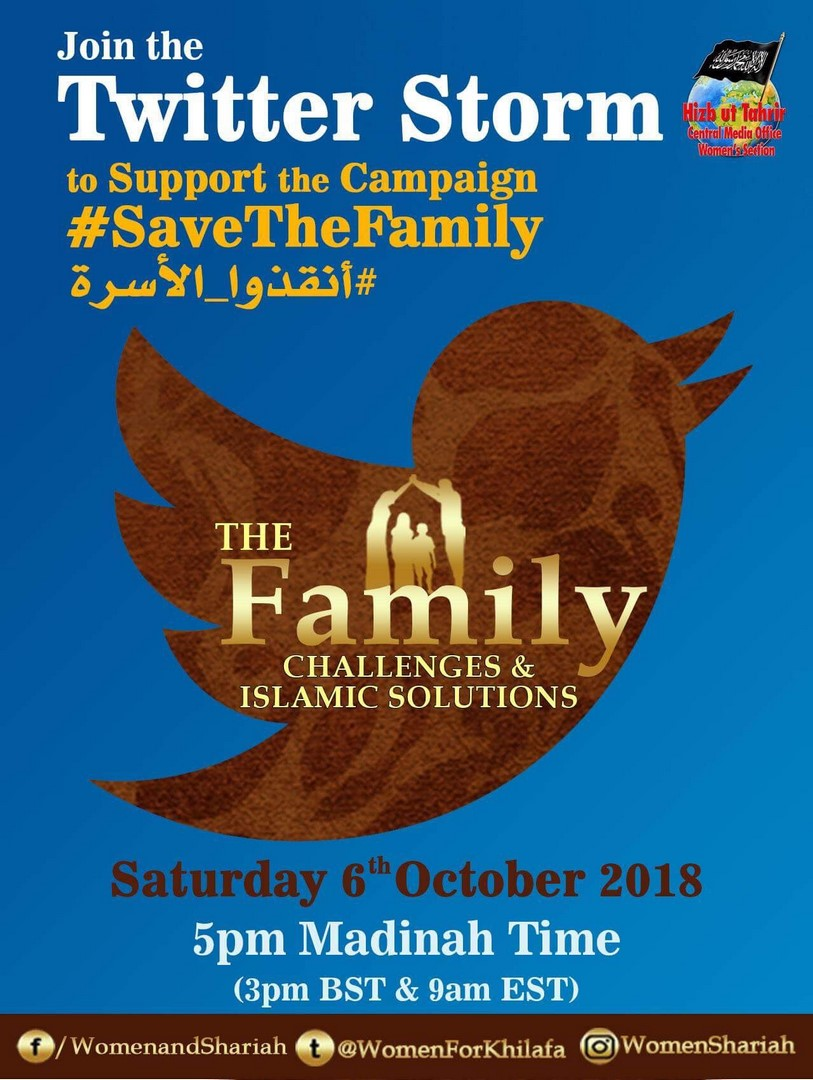 WS CMO Twitter Storm Advert Family Crisis Camp 6th Oct 2018 EN