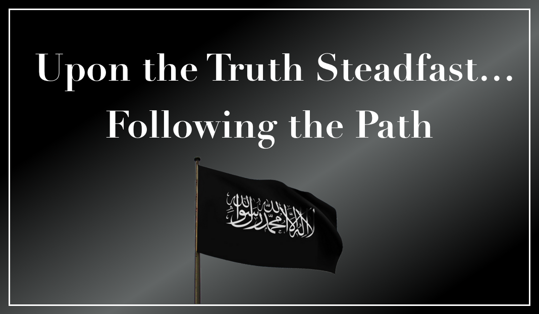 steadfast on the truth