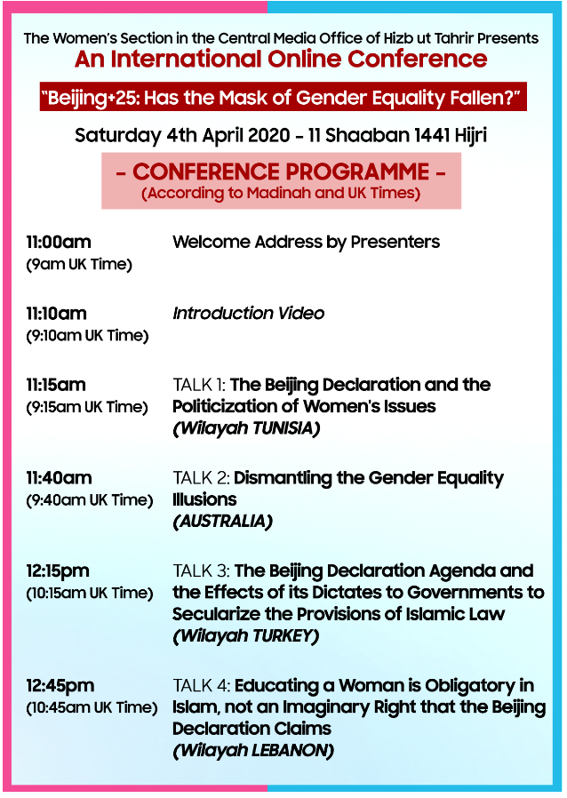 BEIJING CONFERENCE Schedule Page1 resized