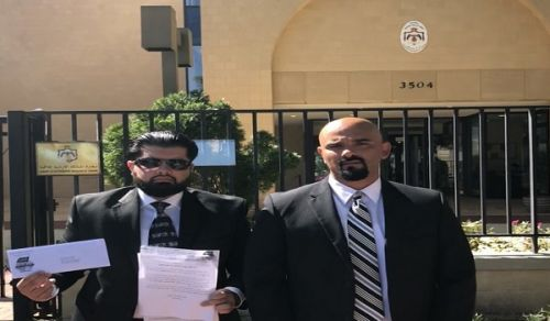 The Jordanian Embassy in Washington Rejects Taking Two Press Releases from the delegation of Hizb ut Tahrir / America regarding the Detainment of Brother Ismail Alwahwah in Jordan