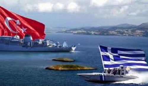 Answer to Question: Turkey-Greece Conflict in the Eastern Mediterranean