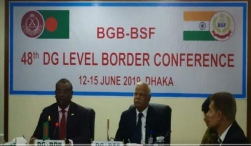 Treacherous Hasina Regime Appeared Spineless in front of the Boastful Comments of the Criminal Chief of BSF