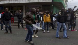 Xenophobia in South Africa and Else Where: Capitalism is Solely Responsible