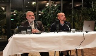 "The Netherlands: Political Seminar, ""Crisis in the Middle East"""