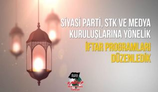 Wilayah Turkey: Hizb ut Tahrir Activities during the Blessed Month of Ramadan 1440 AH - 2019 CE