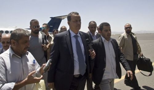 The First UN Envoy Gave Us the Choice between Accepting the Houthis or War! What Choice Will The Second Envoy Gives Us?!