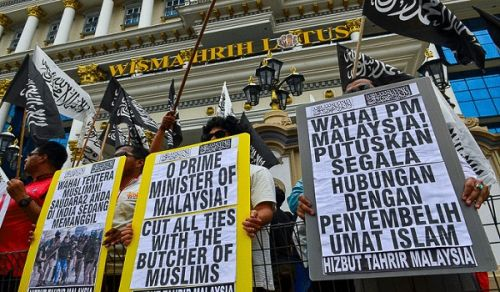 Hizb ut Tahrir / Malaysia: Hizb ut Tahrir Demands Modi to Stop Persecution against Muslims in India