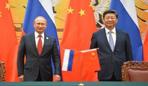Question & Answer: America's Policy towards Russia and China