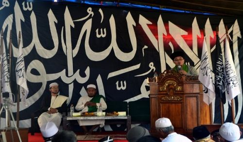 "Indonesia: Massive Public Events entitled, ""Migration for the Struggle of Islam"""