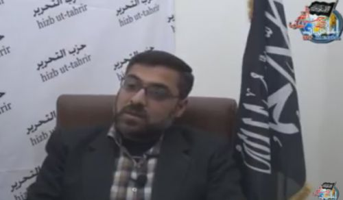 "Wilayah Syria: Interview with Brother Ahmad Abdul Wahab entitled, ""Hizb ut Tahrir's Role in Syrian Revolution"""