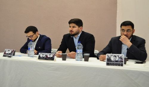 Hizb ut Tahrir/ Belgium: Political Seminar, Best of Nations has been brought to Mankind