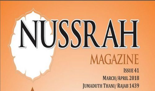 Nussrah Magazine Issue 41