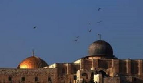 Al-Quds (Jerusalem) - the First Qiblah