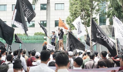 Indonesia SOLUTION TO UYGHUR PROBLEMS NEEDS ONE COMMAND UNDER THE KHALIFAH LEADERSHIP