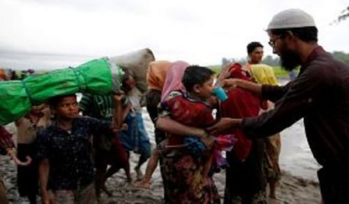 Rohingya Children are Being Violated at the hands of the Buddhists!  Do they not have a Defender?