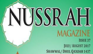 Nussrah Magazine Issue 37