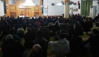 Palestine: Massive Lecture The Khilafah is a Victory from Allah and Imminent Conquest in Hebron