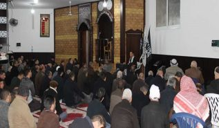 Palestine  A Massive Lecture  The Khilafah is a Shari' Duty and a Necessity for Humanity