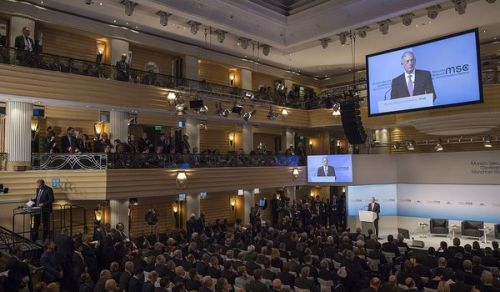 54th Munich Security Conference Address:  No, General Bajwa, Khilafah is not Nostalgia!