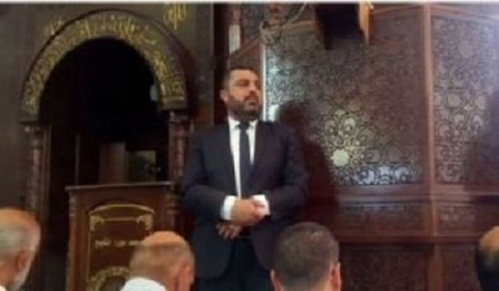 "Palestine: Masjid Talk, ""Turkey's Summit's Decisions are more Dangerous than Trump's Decision; Beware of the Traitors!"""