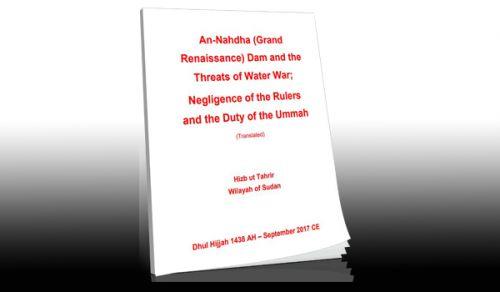 Wilayah Sudan Booklet - An-Nahdha (Grand Renaissance) Dam and the Threats of Water War