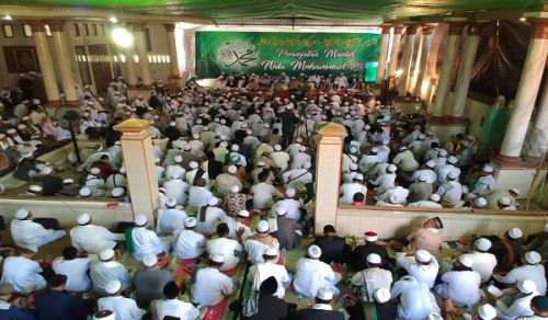 Indonesia Hundreds of Scholars affirmed their support of the Khilafah