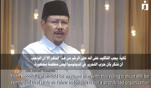 Indonesia: Implications to Ban Hizb ut Tahrir in Indonesia