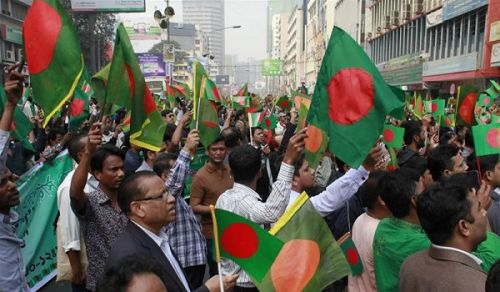 The So-Called Participatory Election is only to legitimize Hasina's Tyrannical Rule  Reject the Treacherous Awami-BNP Ruling Class