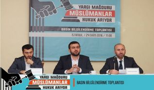 "Wilayah Turkey: Panel Discussion, ""Victims of Secular Judiciary in Muslims who are looking for their Right!"""