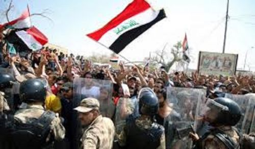 The Iraqi Protest Bloodbath: When Will We Realise that the Democratic Experiment Doesn't Work?