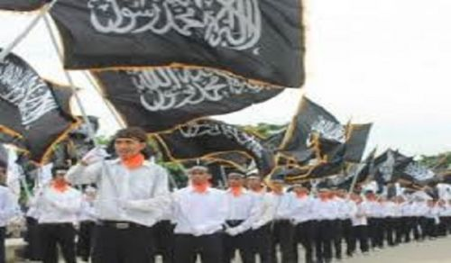 "Completion of the Long March of the Banners and Flags of Rasulullah (saw) ""KHILAFAH THE ISLAMIC OBLIGATION, THE PATH TO THE REVIVAL OF THE UMMAH"""