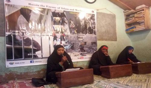 "Kenya Women's Section ""Anniversary of the Destruction of the Khilafah State"""