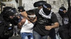 O Muslim Armies! The Terrorising of Palestinian Children by the Jewish Entity Will Not End Unless You Move to Uproot this Brutal Occupation from its Roots!