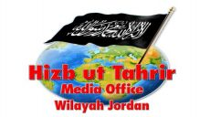 Delegation from Hizb ut Tahrir Wilayah of Jordan Delivered Statement Issued by the Media Office of Hizb ut Tahrir in Russia to the Russian Embassy in Amman