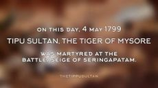 Only the Principled, Brave Sons of Tipu Sultan in Pakistan's Armed Forces Can Liberate Kashmir, Not Treacherous Rulers like Mir Jafar