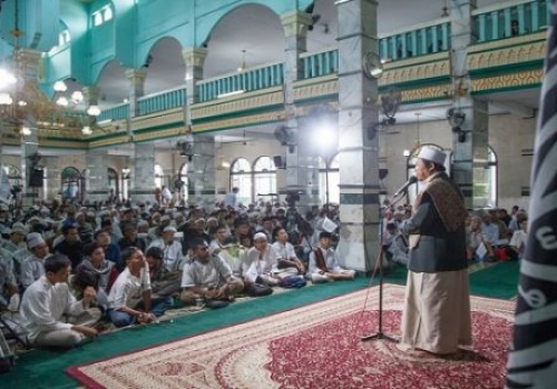 Hizb ut Tahrir / Indonesia Reverberates the Obligation of the Khilafah in the Month of Rajab