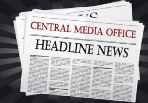Headlines 19/07/2019